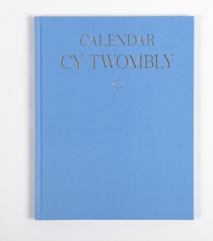 Cy Twombly - Calendar