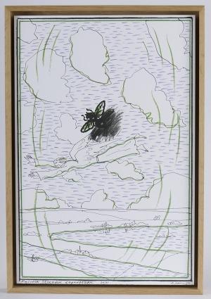 Ilya Kabakov [dessin]