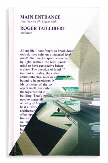 Entrée principale : entretien avec Roger Taillibert
