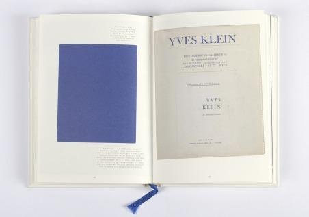 Yves Klein USA