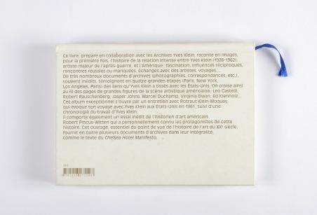 Yves Klein USA [English version]