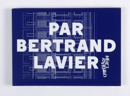 Merci Raymond par Bertrand Lavier