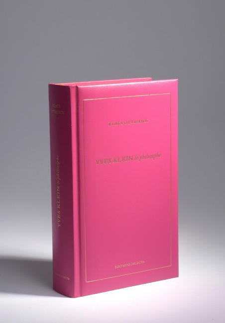Yves Klein le philosophe