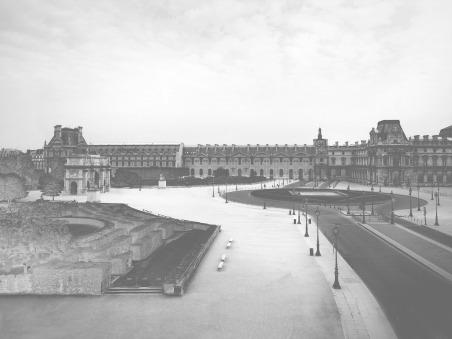 Solarisations, Place du carrousel du Louvre, 2019
