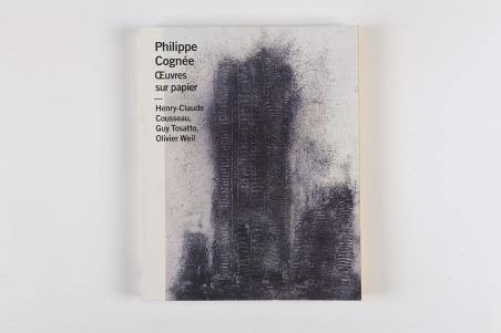 Philippe Cognée. Œuvres sur papier