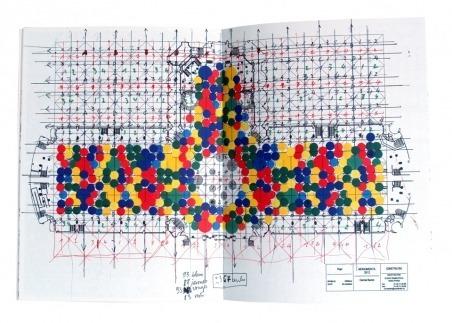 Esquisses graphiques - Excentrique(s) Monumenta 2012