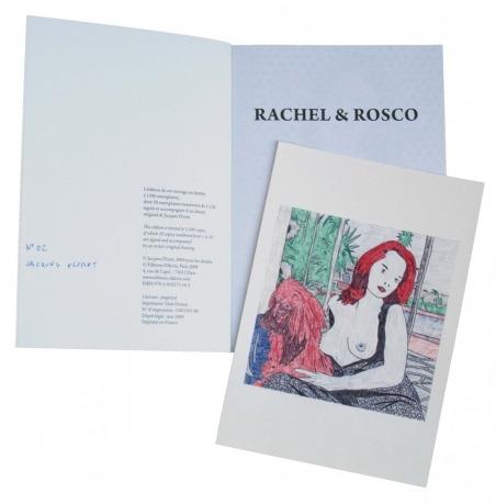 Rachel & Rosco [dessin original]